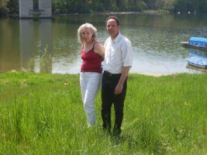 Heidi und Peter Leuenberger